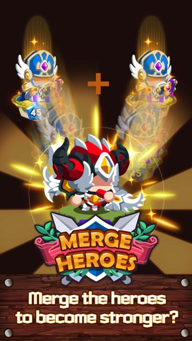 Merge Heroes Frontierのおすすめ画像2