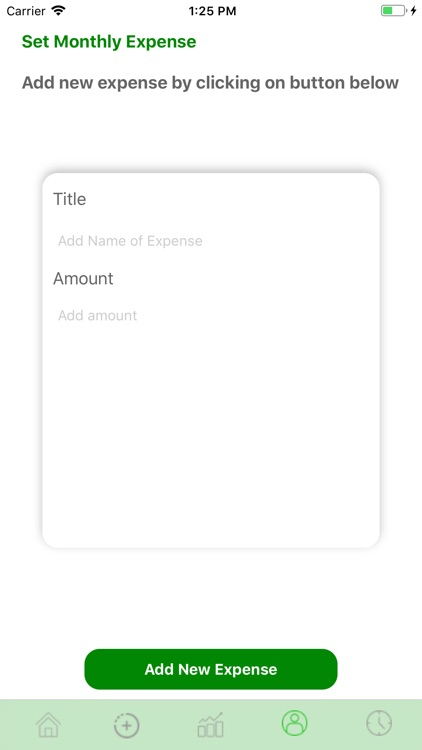 Expense-Manager screenshot-4