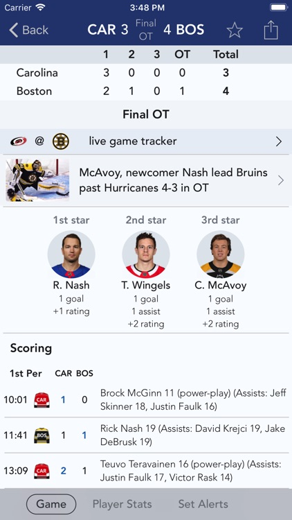 Sports Alerts screenshot-7