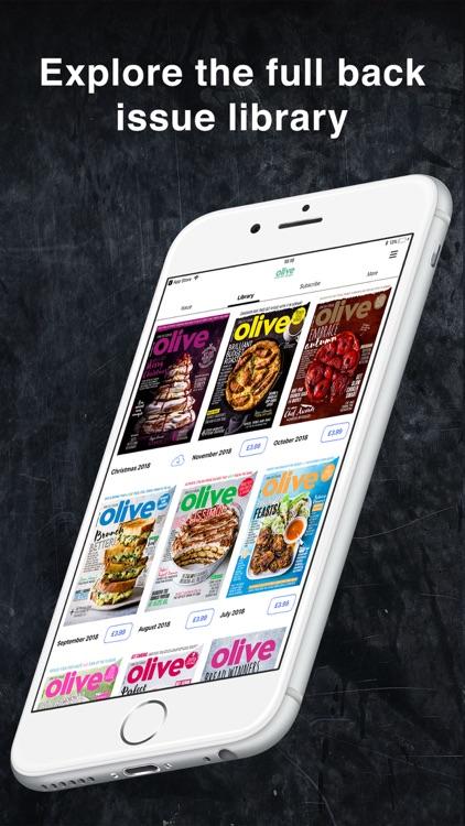 olive Magazine - Food Recipes screenshot-6