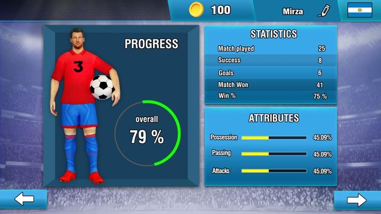 Soccer League : Football Games screenshot-6