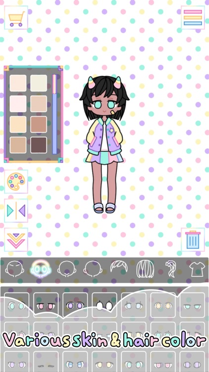 Pastel Girl screenshot-6