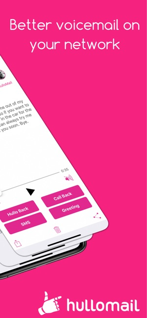 HulloMail SmartVoicemail on the App Store