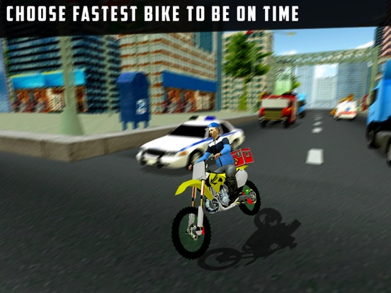 City Courier Moto Delivery screenshot 15
