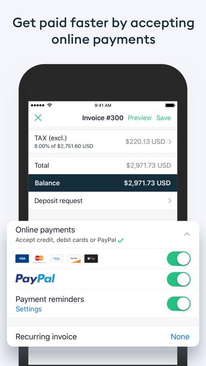 Invoice2go Easy Invoice Maker
