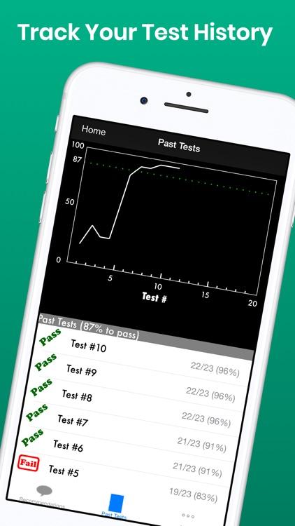 Citizenship Test with Audio screenshot-7