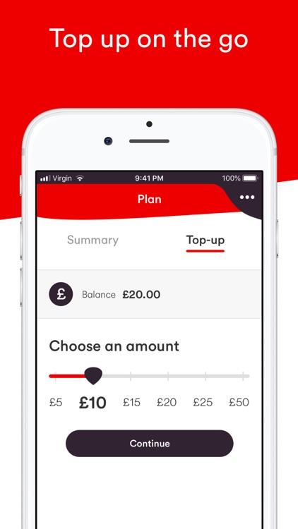 Virgin Mobile Account screenshot-7