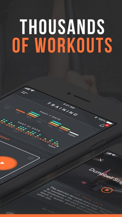 SHRED: Gym Workout & Tracker Screenshot