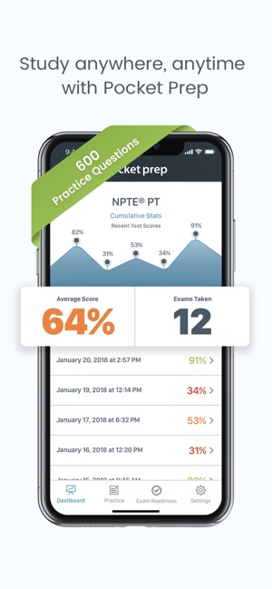 NPTE-PT Pocket Prep on the App Store