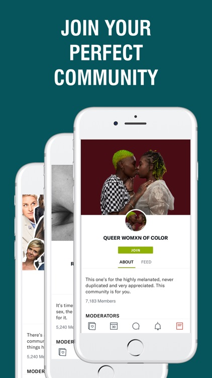 HER: Lesbian Dating & Chat App