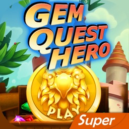 Gem Quest Super Hero