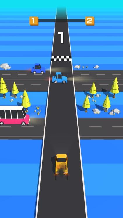 Traffic Run! screenshot-0