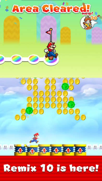 Screenshot for Super Mario Run in India App Store