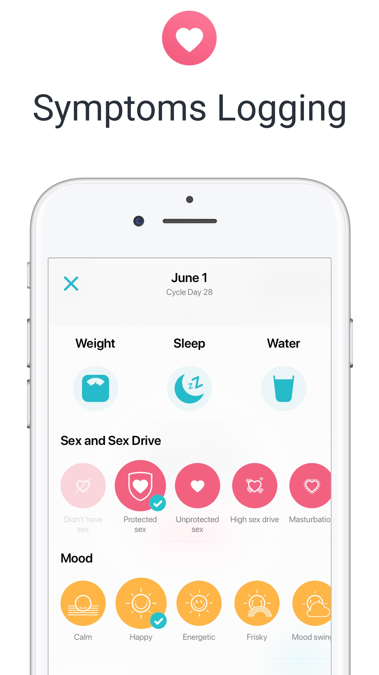 Flo Period & Ovulation Tracker Screenshot