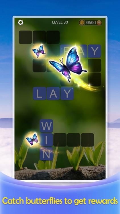 Word Crossy - A crossword game screenshot-6