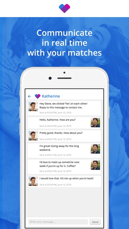FirstMet Dating: Meet People screenshot-3