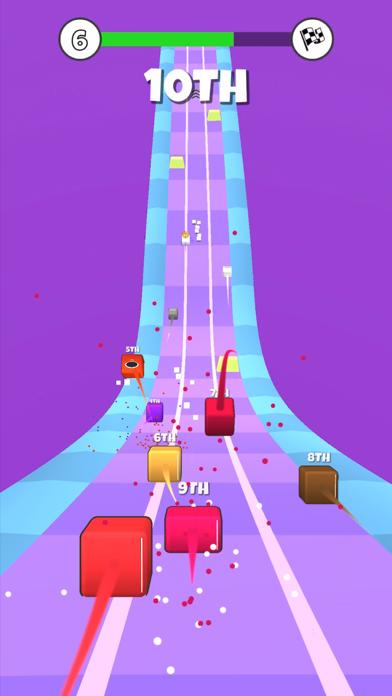 Cube Race 3D screenshot 4