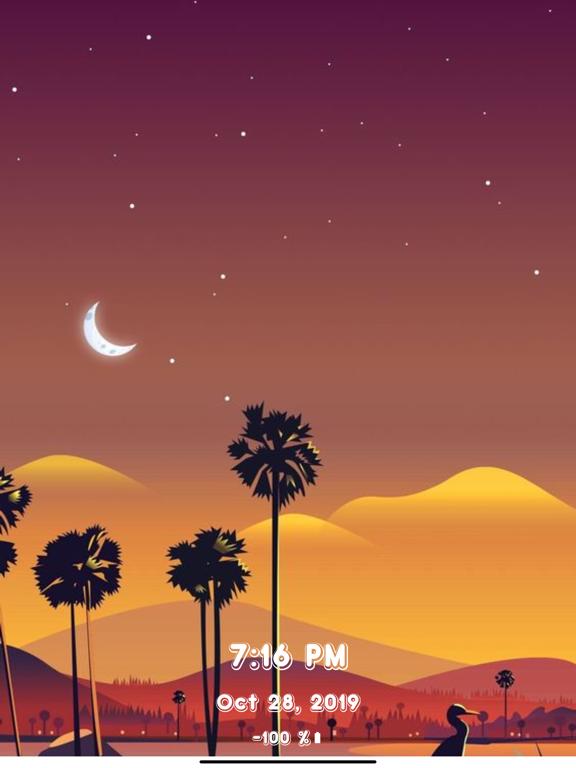 ClockDisplay - Time Wallpaper screenshot 15