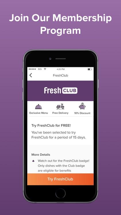 FreshMenu: Food Ordering App screenshot-6