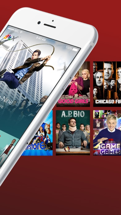 The NBC App – Stream TV Shows app image
