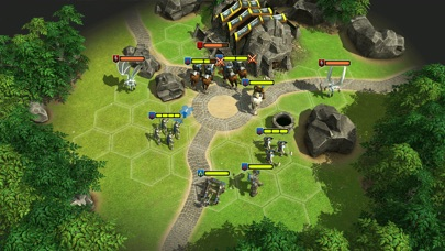 SpellForce - Heroes & Magic screenshot 6