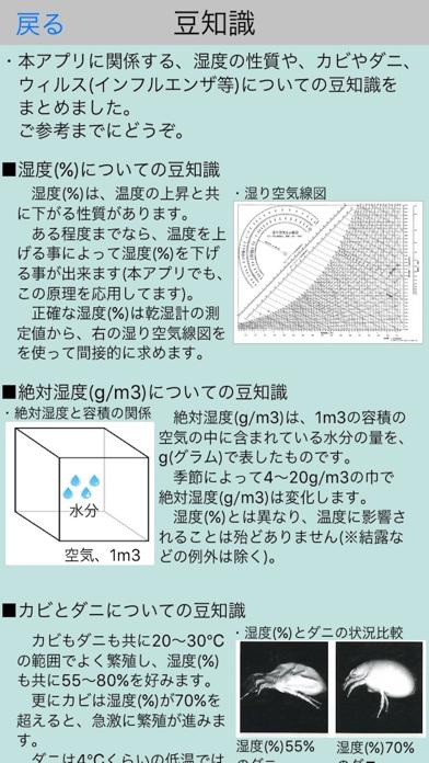 カビ・ウィルス速報! 〜 住居の健康を増進するアプリ!のおすすめ画像5
