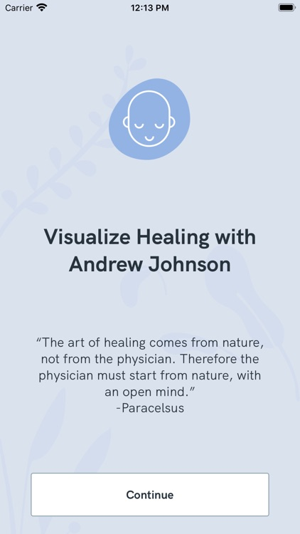 Visualize Healing with AJ