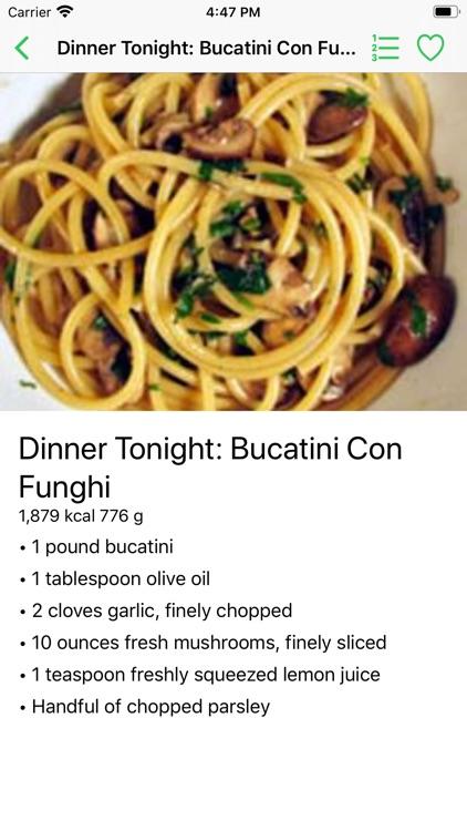 Healthful Food Recipes