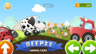 Kids Car Racing game – Beepzz screenshot one
