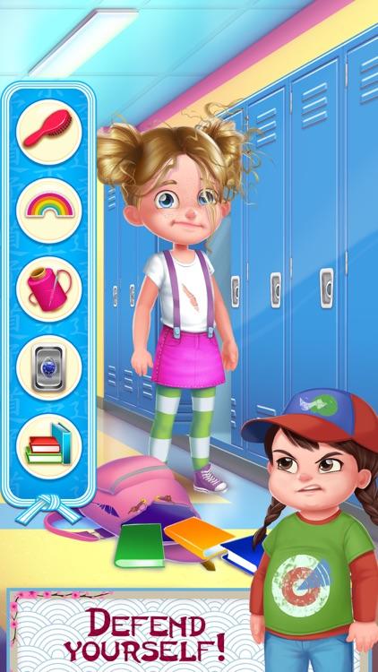 Karate Girl vs. School Bully screenshot-3