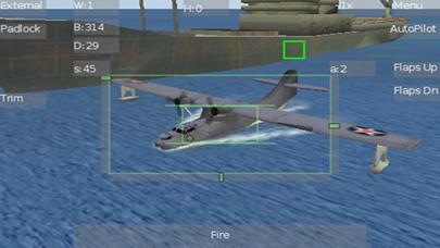 PBY 3D Seaplane Combat in WWIIのおすすめ画像1