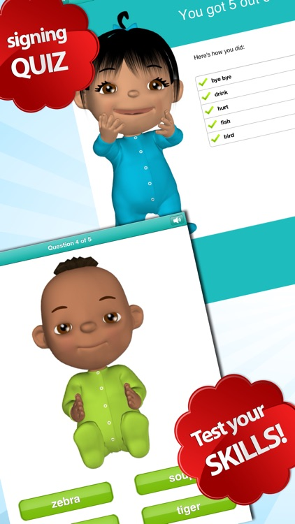 Baby Sign and Learn screenshot-4