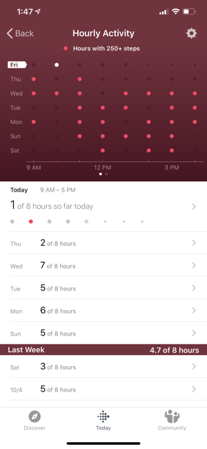 ‎Fitbit Screenshot