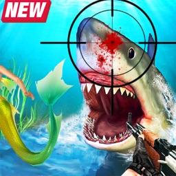 Shark Sniper Hunting Simulator