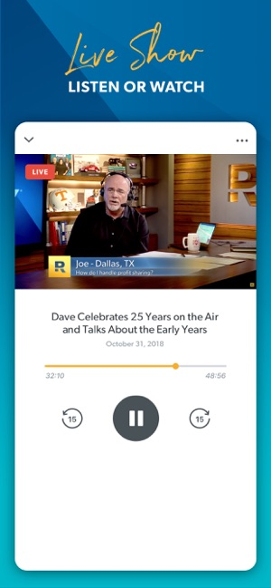 Dave Ramsey Show on the App Store