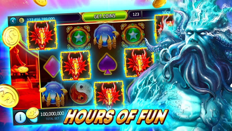 Eon Slots Casino Vegas Game screenshot-4