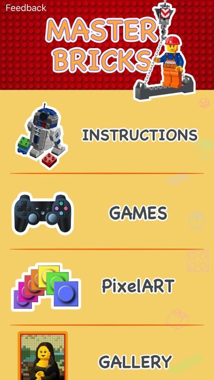 Mega Bricks: create cool toys screenshot-3