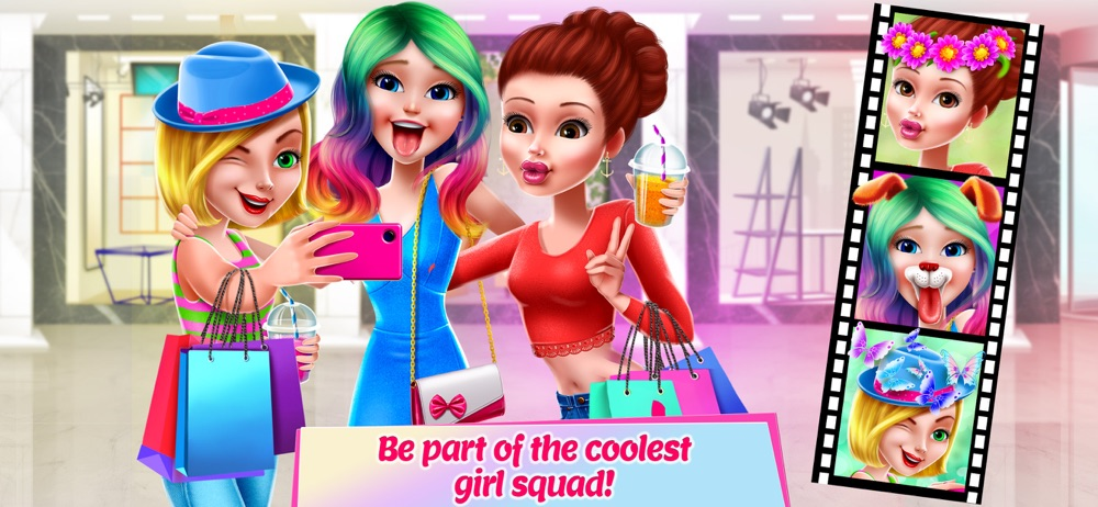 Girl Squad – BFF in Style Cheat Codes