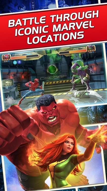 MARVEL Contest of Champions screenshot-3