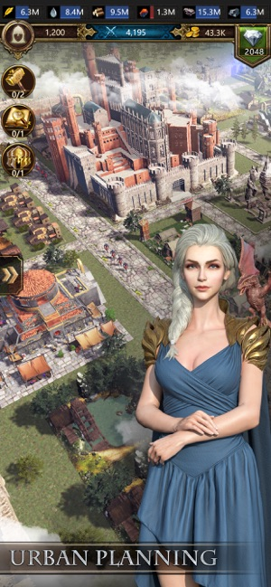 Rise of Empires: Ice and Fire on the App Store