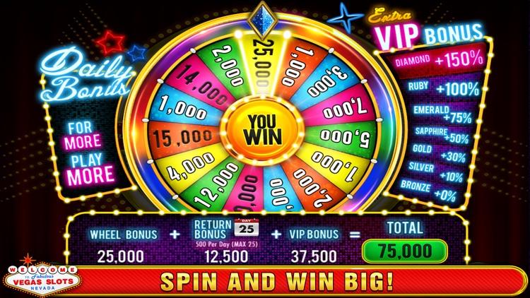 Vegas Slots - Slot Machines! screenshot-3
