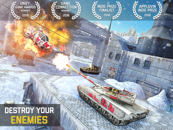 Massive Warfare: war machines screenshot 10