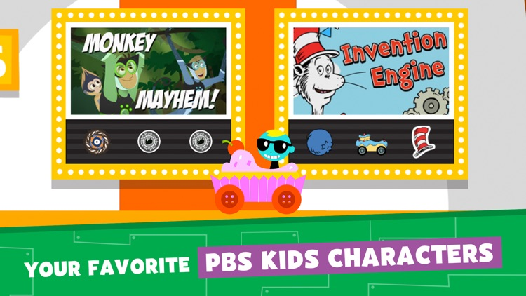 PBS KIDS Kart Kingdom screenshot-5