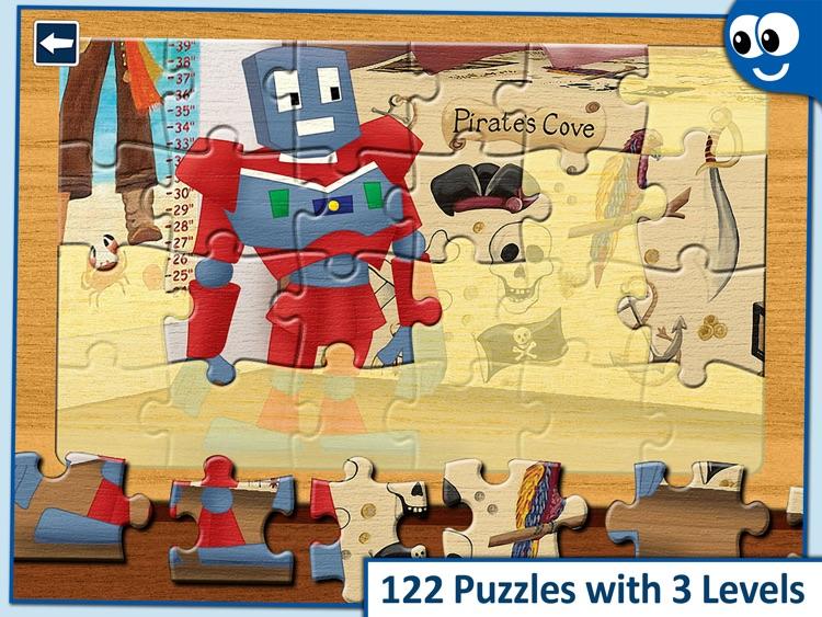 Kids' Jigsaw Puzzles 4+ screenshot-0