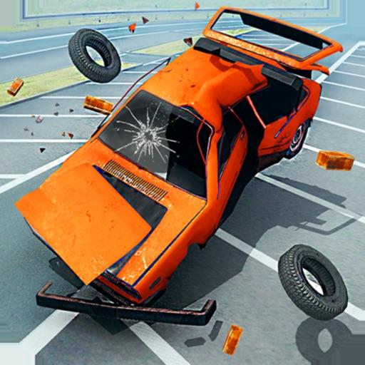Car Crash Beam Drive Accidents iOS App