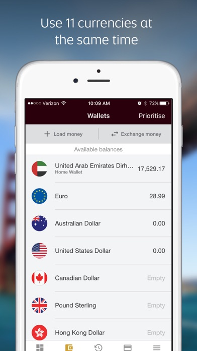 Etihad Guest Walletplus