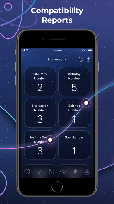 Palmistry & Horoscope Guide Screenshot