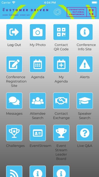Foodies Events App