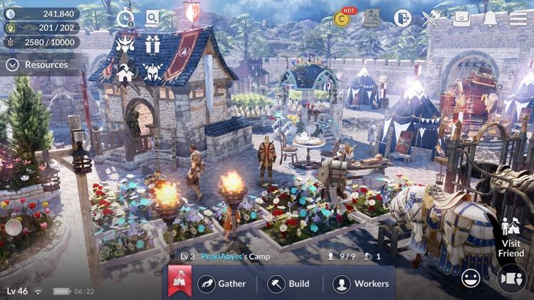 Black Desert Mobile screenshot-4