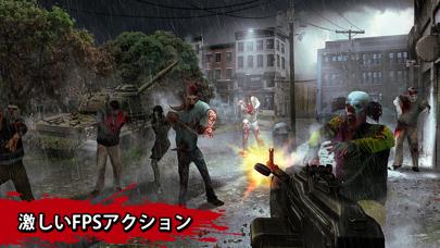 Zombie Hunter: 黙示録ゾンビシューターグゲームのおすすめ画像1